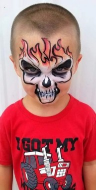 30 Best Halloween Makeup Ideas For Kids To Inspire 20