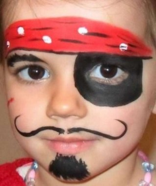 30 Best Halloween Makeup Ideas For Kids To Inspire 23