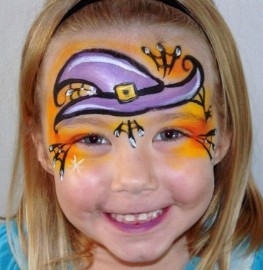 30 Best Halloween Makeup Ideas For Kids To Inspire 30