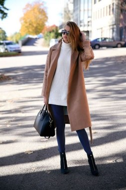 32 How To Wear Trendy Coats For Any Thanksgiving Events 05 1