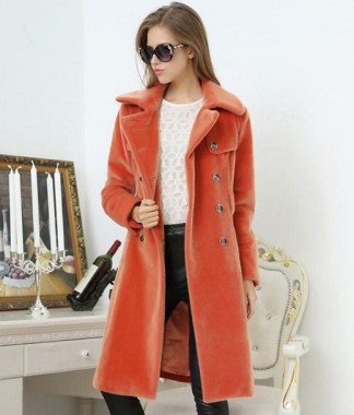 32 How To Wear Trendy Coats For Any Thanksgiving Events 08 1