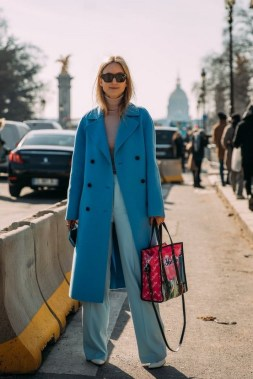 33 Fashionable Winter Coats From Paris Fashion Week 11