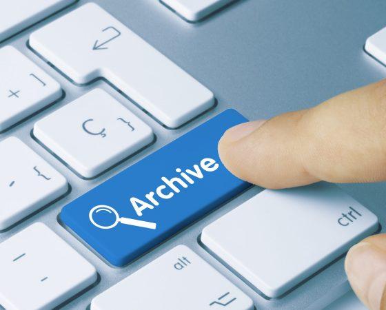 Livre Blanc : mise en place d'une politique d'archivage en entreprise