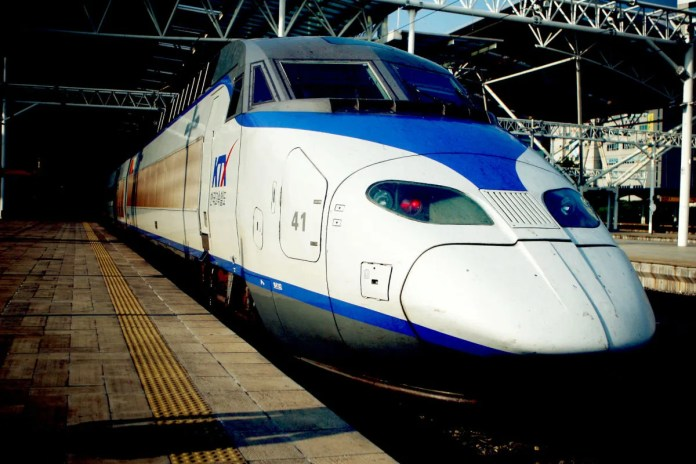 KR Pass, pase de trenes en Corea del Sur