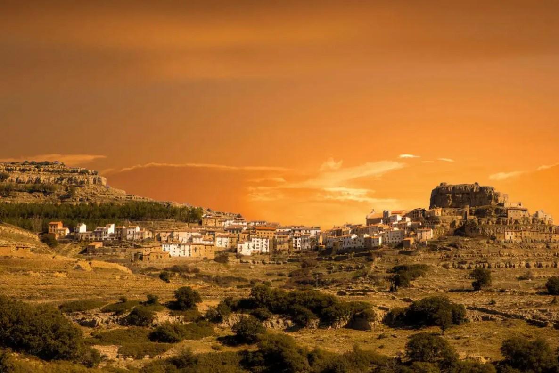 Los pueblos mas bonitos de Castellon, Ares del Maestrat
