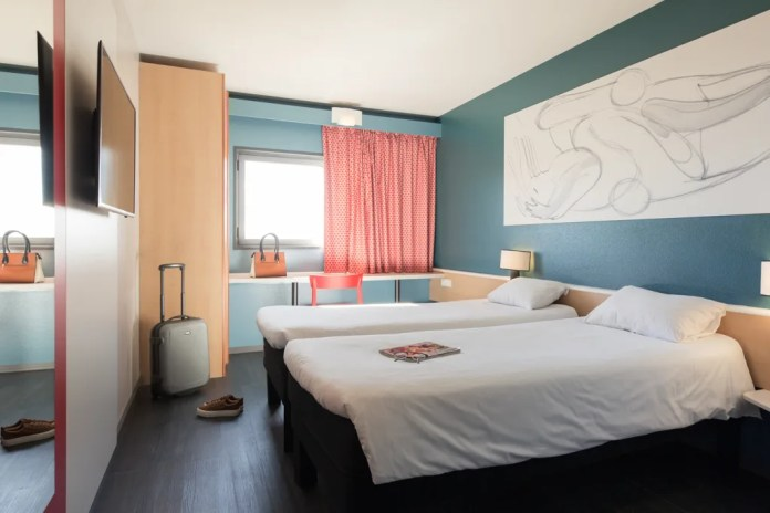 Fotos Hotel Ibis Valencia Bonaire Aeropuerto, habitacion