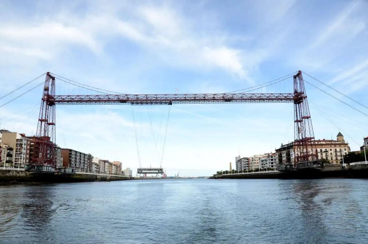 Que ver en Bilbao y Vizcaya, Puente de Vizcaya