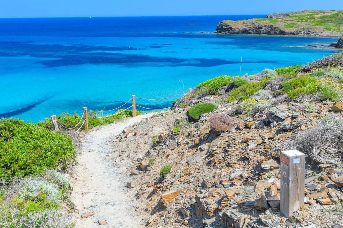 Que ver en Menorca, Cami de Cavalls