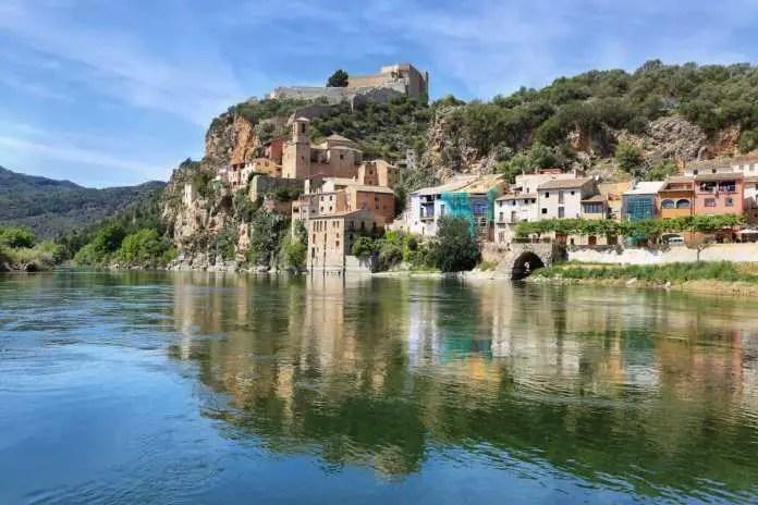 Qué ver en la Ribera de l'Ebre, Baix Ebre y Tortosa - Miravet