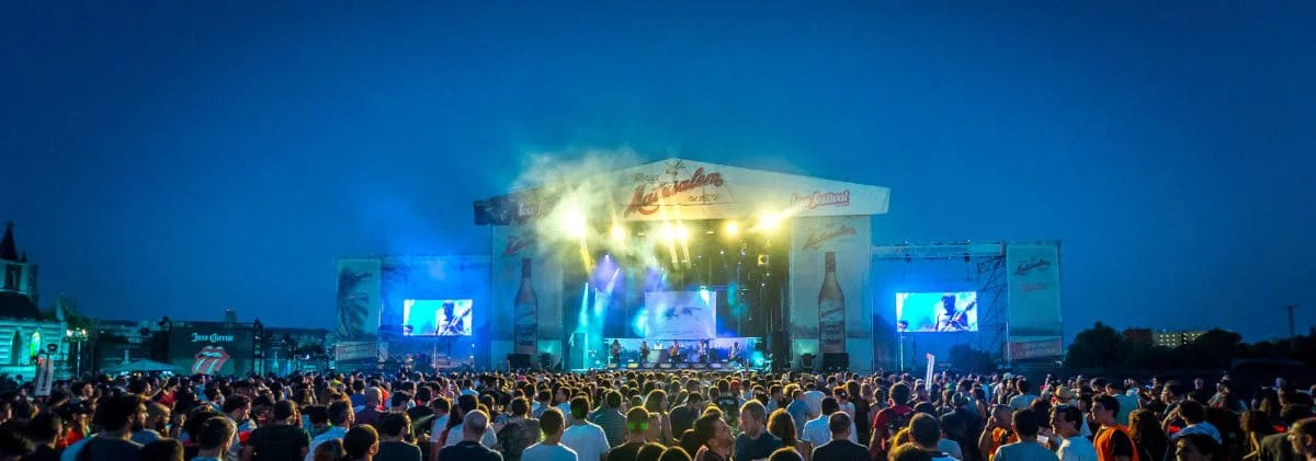 Festivales de musica y conciertos en Benidorm