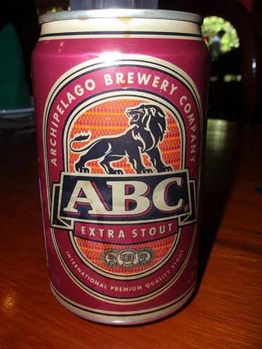ABC Beer, cerveza de Singapur