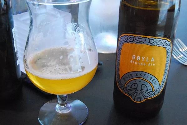 Bøyla Blonde Ale