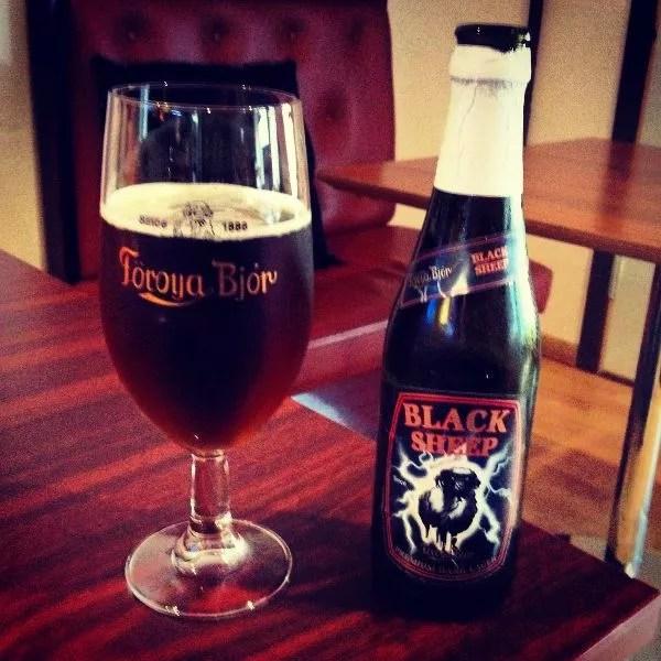 Black Sheep, cerveza de las Islas Feroe