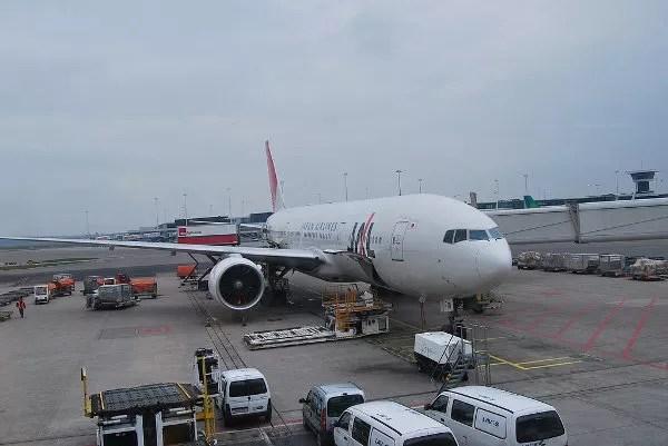 Boeing 777-200300 de Japan Airlines