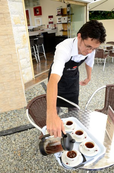 Café San Alberto en Buenavista