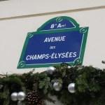 Campos Elíseos de París