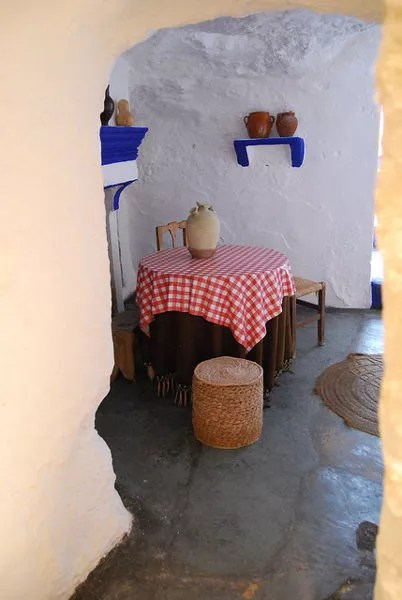 Casas-cueva de Campo de Criptana