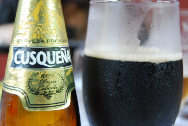 Cerveza Cusqueña Malta