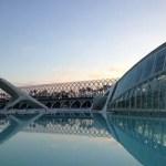 Ciudad de las Artes y las Ciencia de Valencia