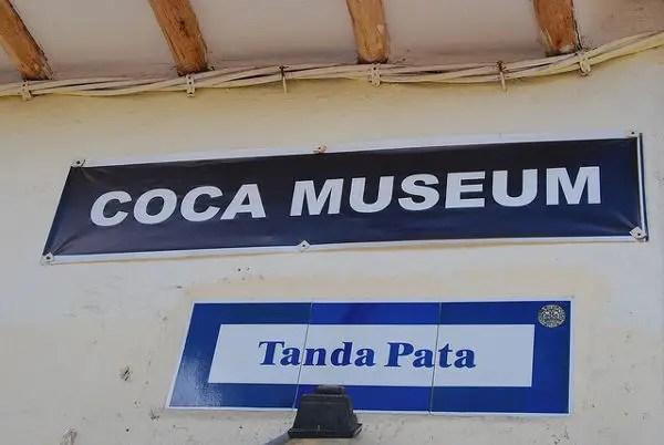 Coca Museum en el Cusco