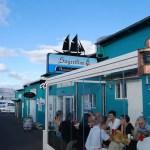 Dónde comer carne de ballena en Reikiavik