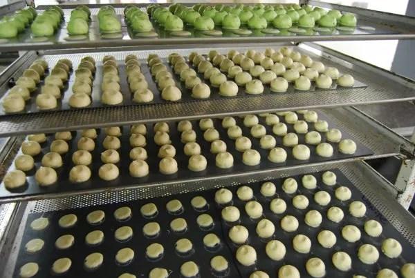 Dulces de la chocolatería Sukerbuyc de Brujas