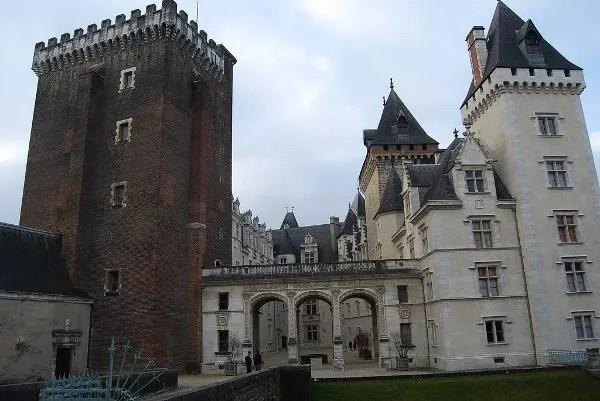 El Chateau de Pau