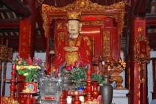 El Templo de la Literatura de Hanoi