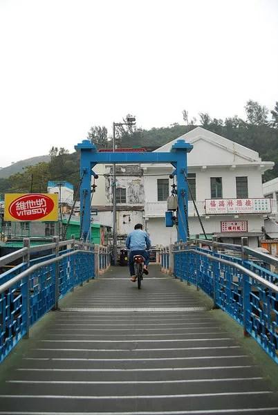El puente de Tai O