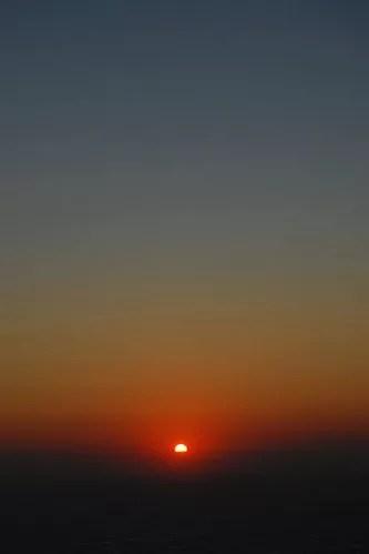 El sol se apaga en Oía