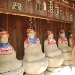 Estatuas del Hida Kokubun-Ji