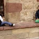 Fotos Albarracin, Teruel - Oriol y Teo
