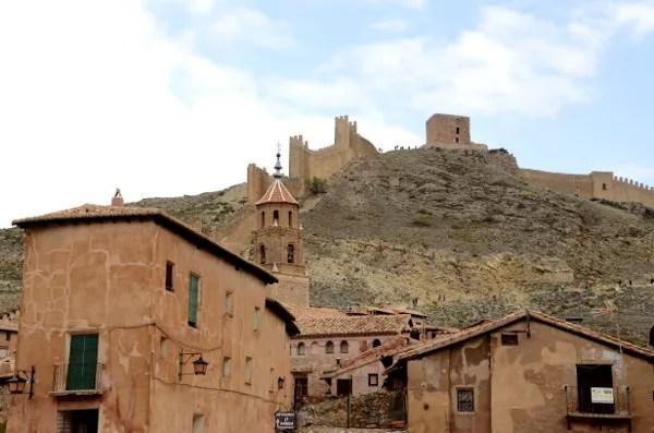 Fotos Albarracin, Teruel - casas y muralla