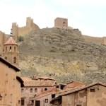 Fotos Albarracin, Teruel - cerro y muralla