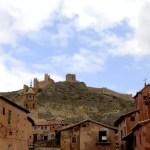 Fotos Albarracin, Teruel - muralla desde el pueblo