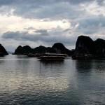 Fotos Bahía de Ha Long en Vietnam, amanecer