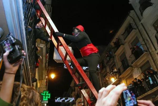 Fotos Cabalgata de Reyes Magos Alcoy, paje