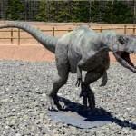 Fotos Dinópolis Teruel, dinosaurio