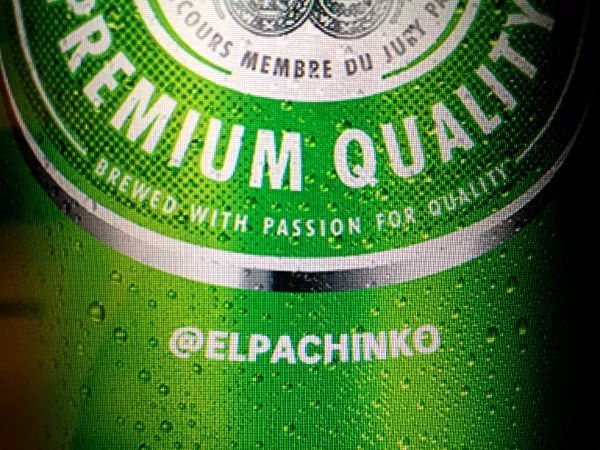 Fotos Heineken Experience Amsterdam, botella elpachinko