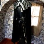 Fotos Osuna Museo Juego de Tronos, traje Jon Nieve