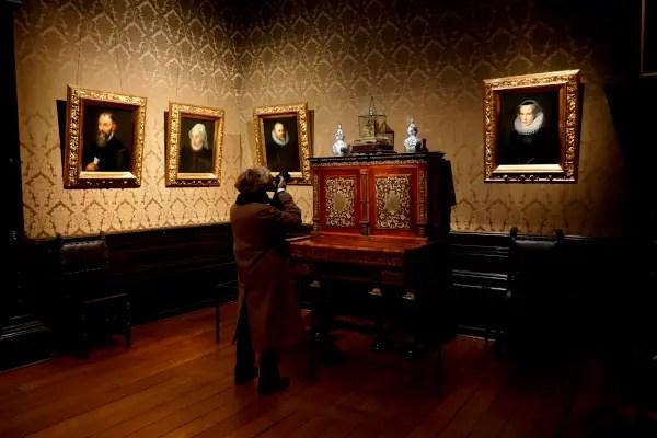 Fotos de Amberes en Flandes, Casa Rockox