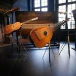 Fotos de Amberes en Flandes, instrumentos Casa Rockox