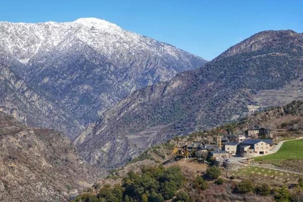 Fotos de Andorra, Auvinya