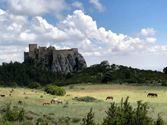 Fotos de Aragón, Castillo de Loarre