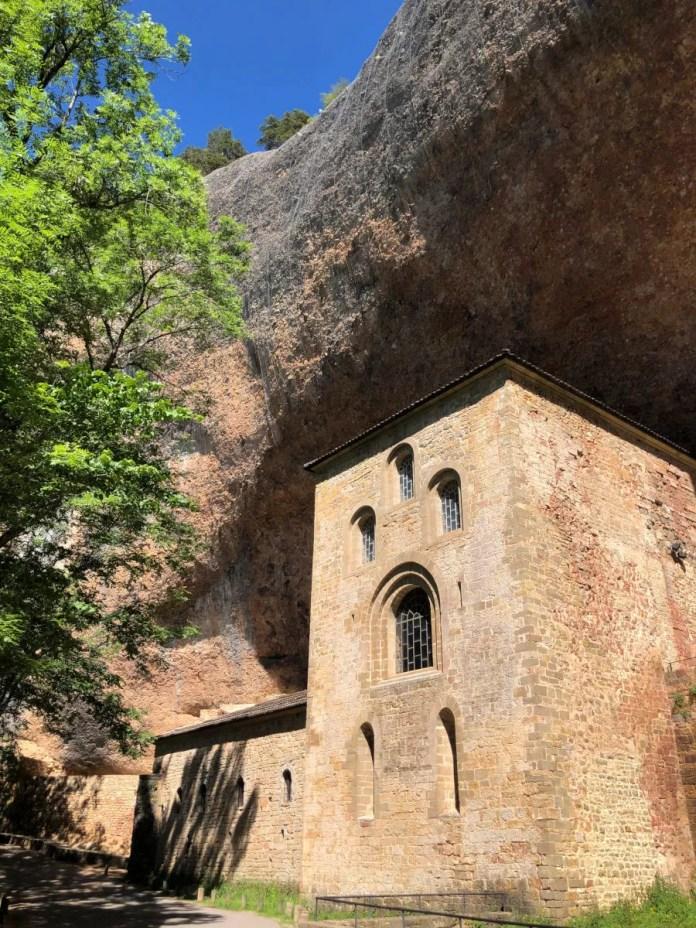 Fotos de Aragón, Monasterio de San Juan de la Pena