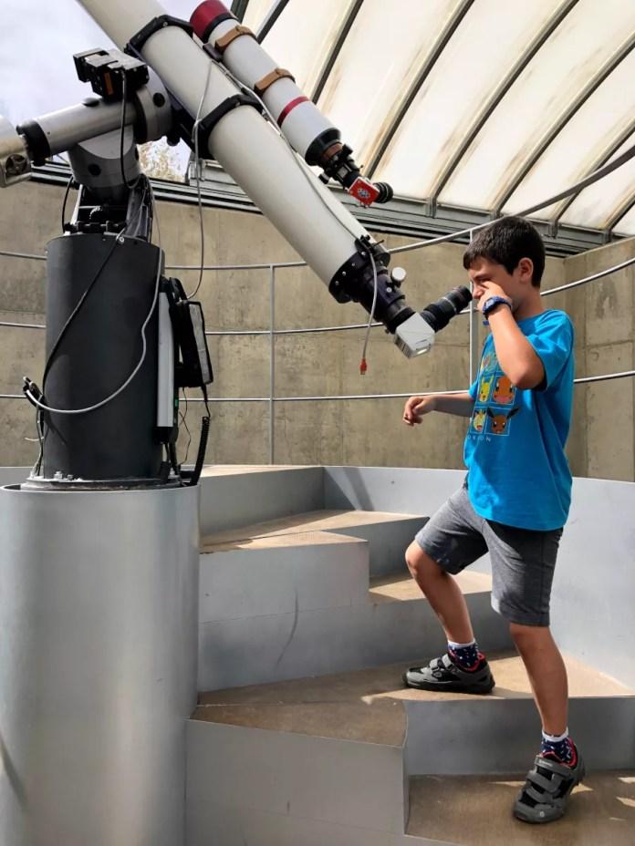 Fotos de Aragón, Teo Planetario de Huesca