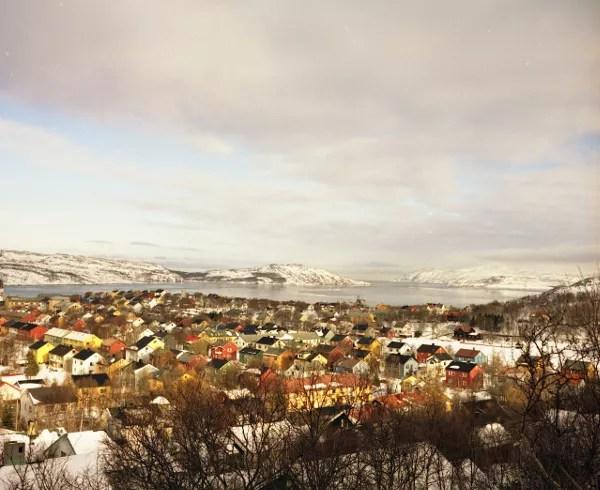 Fotos-de-Auroras-Boreales-en-Noruega-Kirkenes ▷ El mejor lugar de Noruega para ver la aurora boreal