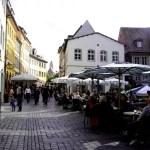 Fotos de Bamberg, ambiente en la plaza
