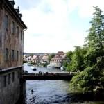 Fotos de Bamberg, frescos del Ayuntamiento