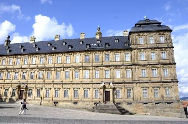 Fotos de Bamberg, la Nueva Residencia